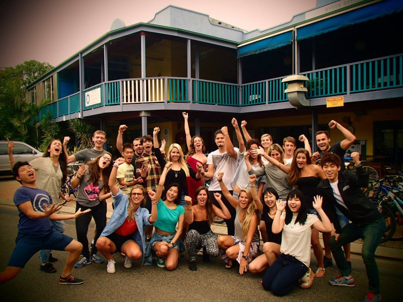 Byron Bay English Language School Byron Bay English Language School 1450